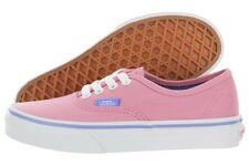 Vans Authentic Iridescent Eyelets Kids VN0003Y7IEU Wild Rose Canvas Shoes Youth