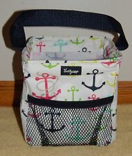 THIRTY ONE GIFTS ~ FIRST MATE ~ Littles Carry-All Caddy ~ NIP ~ RETIRED PRINT!!