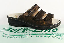 Fidelio Soft Line Ladies Mules Slippers Real leather NEW
