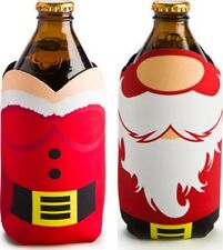 Stubby Holder Coolers Stubbie Cooler Holder Beer Christmas Mrs Mr Santa Claus