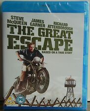 The Great Escape - Blu-ray New/Sealed