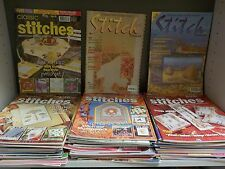 Various Stitching Magazines - 85 Magazine Collection! (ID:37556)