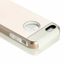 PC Shockproof Dirt Dust Proof Hard Matte Cover Case For iPhone 5 5S SE