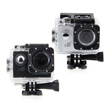 "2.0"" HD Waterproof 4K Wifi Sports Camera HD 1080P Video Action Camcorder Mini DV"