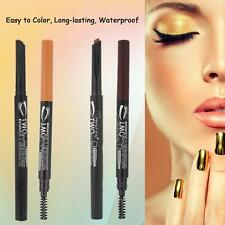 HengFang Automatic Eyebrow Pencil with Eyebrow Brush Convenient H6E1
