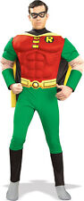 Robin Deluxe Muscle chest Adult Mens costume