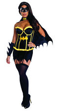 Batgirl Sexy Corsetted adult womens costume