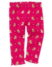 Nwt Gymboree Pups & Kisses Pink Puppy Print Leggings Size 2T/4T