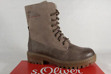 S.Oliver Women'S Lace-up Boots Boots, Ankle Boots, Boots pepper NEW