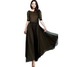 Women Celeb Sexy Boho Long Maxi Dress Ladies Formal Evening Party Prom Dress
