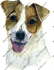 JACK RUSSELL TERRIER CAR TRUCK BOAT RV HIGH QUALITY DECAL STICKERS