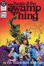 Roots of the Swamp Thing #3 in Near Mint - condition
