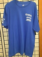 One Industries Mens Yamaha Factory Tee New in Package Multiple Sizes