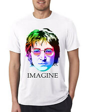 John Lennon Imagine Beatles 60s Rock T-Shirt