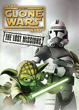 STAR WARS CLONE WARS : THE LOST MISSIONS SEASON 6 - DVD - Region 1