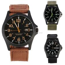 NEW Fashion Mens Rubber Band Digital Army Military Quartz Sport Wrist Watch Hot