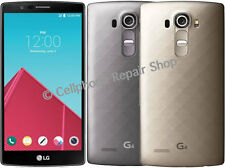 LG G4 H810 Smartphone 32GB FACTORY UNLOCKED Metallic Gray Black Gold AT&T Phone