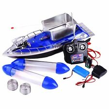 Remote Control RC Radio Bait Boat Fish Finder Fishing Nest Lure Boat