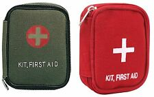 first aid pouch military style canvas ems medic emt rothco 8325