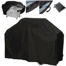 """22""""-57"""" 67"""" 75"""" Waterproof BBQ Cover Garden Patio Gas Barbecue Grill Protection"""
