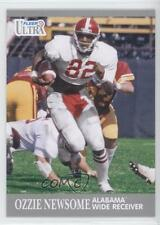 2013 Fleer Retro #9 Ozzie Newsome Alabama Crimson Tide Football Card 0c4