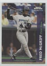 1999 Fleer Sports Illustrated #95 Fred McGriff Tampa Bay Rays Baseball Card 0c4