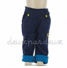 NWT Deux par Deux Fairies Beliver Babycord baby girl Pants 24M 2y 3y 4y styleB20