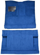 1974 Ford F-250 Pickup Crew Cab 2WD Cutpile Factory Fit Carpet