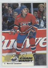 1999-00 Pacific Omega #117 Craig Darby Montreal Canadiens Hockey Card 0q3
