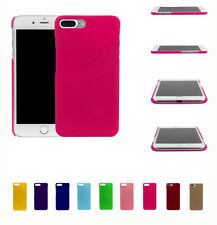 Ultra-thin High Quality Pure Color Plastic Case Cover for iPhone 7Plus Colorful