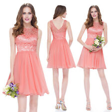 Ever Pretty Women's Short Bridesmaid Dress Evening Formal Party Prom Gown 05491