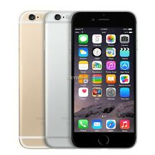 "Apple iPhone 6 - 16/64/128GB GSM ""Factory Unlocked"" Smartphone Gold Gray Silver"