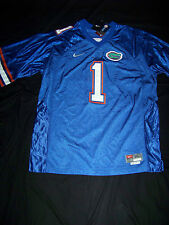 Nike Men's University of Florida UF Gators #1 Sewn Jersey