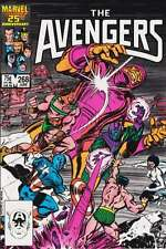 Avengers (1963 series) #268 in Near Mint condition. FREE bag/board