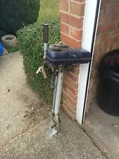 SEAGULL FORTY 3HP OUTBOARD ENGINE MOTOR BOAT DINGY NO RESERVE WINDSOR BERKSHIRE