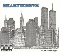 To The 5 Boroughs by Beastie Boys (CD, 2004)
