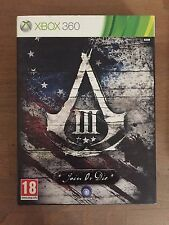 ASSASSINS CREED 3 LIMITED EDITION FOR THE XBOX 360