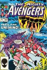 Avengers (1963 series) #247 in Near Mint - condition. FREE bag/board