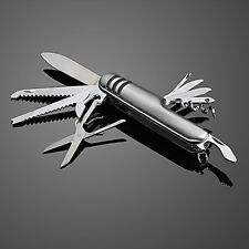 11 in 1 Multifunction Folding Knife Screwdriver Tools..