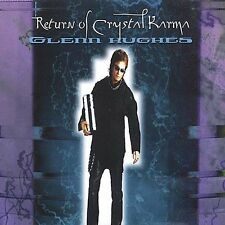 Glenn Hughes - Return of the Crystal Karma (CD, Jun-2004, 2 Discs,...Deep Purple