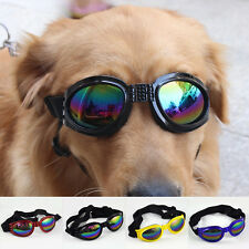 Goggles UV Sunglasses Cool Pet Dog Anti-wind Glasses Eye Wear Protection Fashion