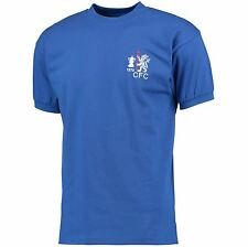 Chelsea 1970 FA Cup Mens Winners Shirt Short Sleeve T Shirt Tee Top