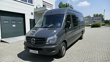 Mercedes Sprinter Wohnmobil Renntransporter
