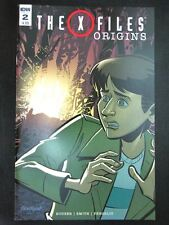 IDW Comics: THE X-FILES: ORIGINS #2 SEPTEMBER 2016 # 17I33