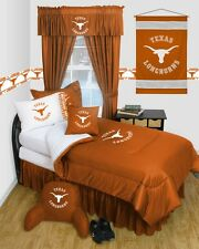 University of Texas Longhorns Dorm Bedding Comforter Set