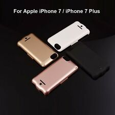 Premium Backup Battery Charger Cover Charging Case for Apple iPhone 6/6s/7/Plus