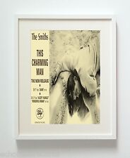 THE SMITHS THIS CHARMING MAN ART PRINT POSTER UNFRAMED HQ 300GSM MATTE