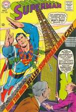 Superman (1939 series) #208 in Very Good + condition. FREE bag/board