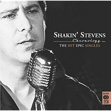 Shakin' Stevens: Chronology, The Epic Hit Singles Shakin' Stevens CD