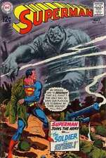 Superman (1939 series) #216 in Very Good + condition. FREE bag/board